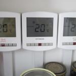Electric Underfloor Heating Controls