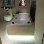 LED Underlit Bath