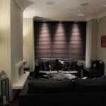 Lounge Downlights & Wall Lights
